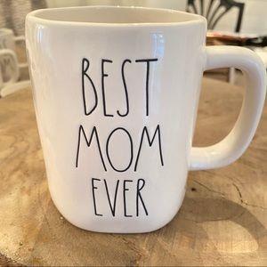 Rae Dunn Best Mom Ever Mug